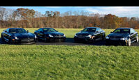 Mercedes SLS AMG Black Series - Mercedes SL 65 AMG Black Series - Mercedes C 63 AMG Black Series - Mercedes CLK 63 AMG Black Series