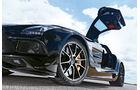 Mercedes SLS AMG Black Series, Rad, Felge, Bremse