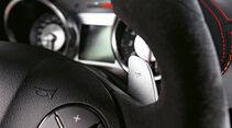 Mercedes SLS AMG Black Series, Schaltpaddel