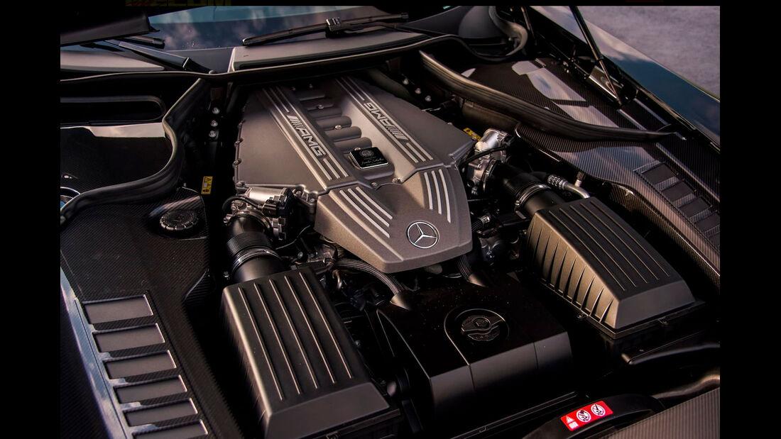 Mercedes SLS AMG Black Series - Sportwagen - V8-Saugmotor