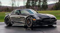 Mercedes SLS AMG Black Series - Sportwagen