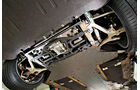 Mercedes SLS AMG E-Cell, Achse