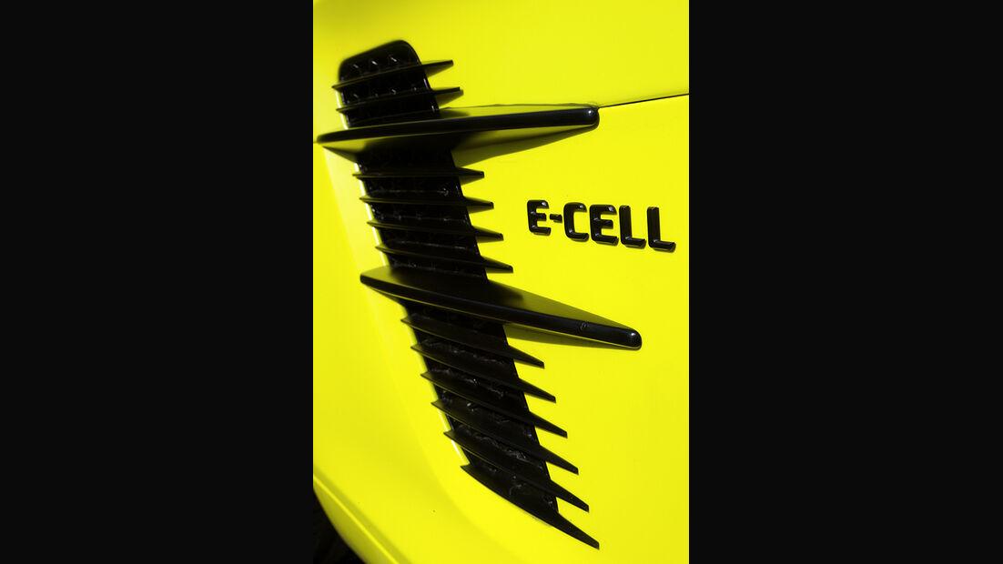 Mercedes SLS AMG E-Cell, Modellbezeichnung