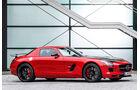 Mercedes SLS AMG Final Edition