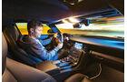 Mercedes SLS AMG GT Final Edition, Cockpit, Fahrersicht
