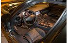 Mercedes SLS AMG GT Final Edition, Cockpit