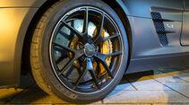 Mercedes SLS AMG GT Final Edition, Rad, Felge, Bremse