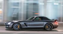 Mercedes SLS AMG GT Final Edition, Seitenansicht