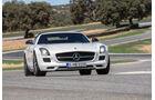 Mercedes SLS AMG GT Roadster, Frontansicht