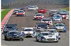 Mercedes SLS AMG GT3, Fahrerfeld