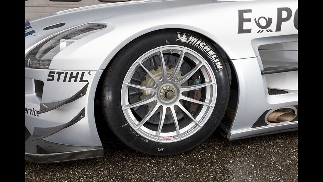 Mercedes SLS AMG GT3 Felge