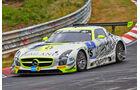 Mercedes SLS AMG GT3 - HTTP Motorsport - Startnummer: #15 - Bewerber/Fahrer: Harold Primat, Maximilian Götz, Kenneth Heyer, Roland Rehfeld - Klasse: SP9 GT3