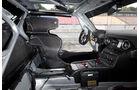 Mercedes SLS AMG GT3 Heck Sportsitz