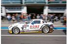 Mercedes SLS AMG GT3, Rowe Team, Seitenansicht