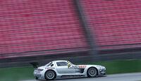 Mercedes SLS AMG GT3 Seite