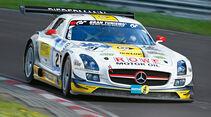 Mercedes SLS AMG GT3, Team Rowe