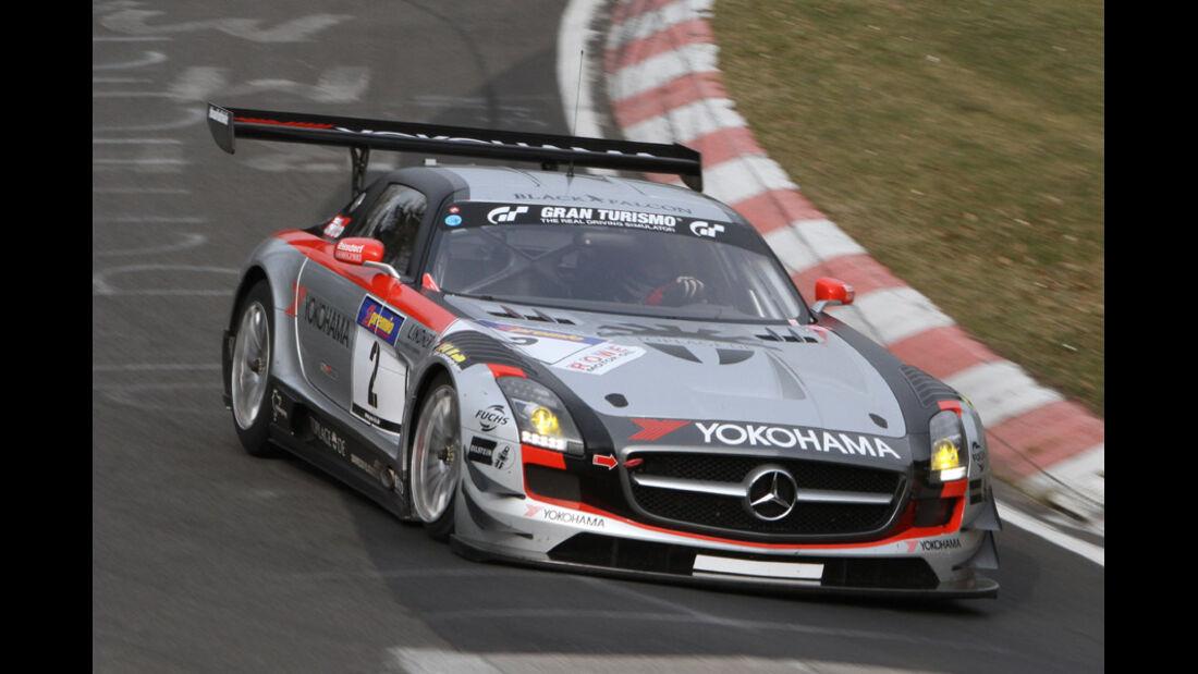 Mercedes SLS AMG GT3, VLN, Nürburgring