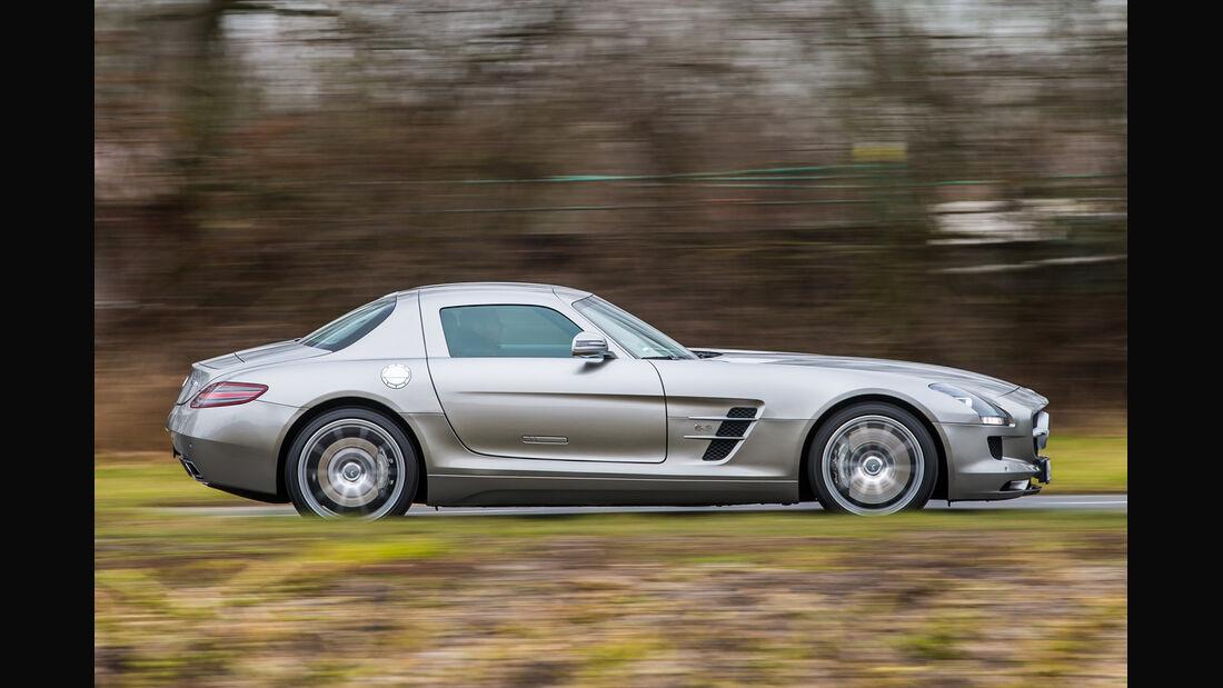Mercedes SLS AMG, Gebrauchtwagen, Supersportwagen