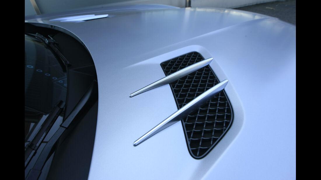 Mercedes SLS AMG Lüftungsschlitze