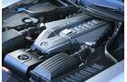 Mercedes SLS AMG Motor