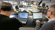 Mercedes SLS AMG, ROWE Racing, Auswertung
