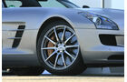 Mercedes SLS AMG, Rad