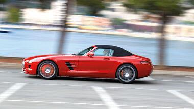 Mercedes SLS AMG Roadster