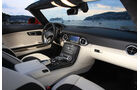Mercedes SLS AMG Roadster, Cockpit
