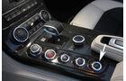 Mercedes SLS AMG Roadster, Mittelkonsole, AMG-Taste