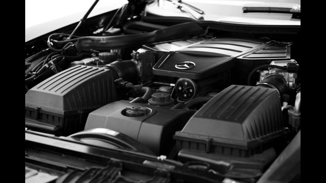 Mercedes SLS AMG, Tuning, HMS-Tuning