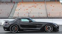 Mercedes SLS AMG - Umbau Black Series - Tuning - Inden Design