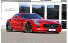 Mercedes SLS AMG by RTK Tuning