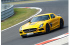 Mercedes SLS Black Series, Frontansicht
