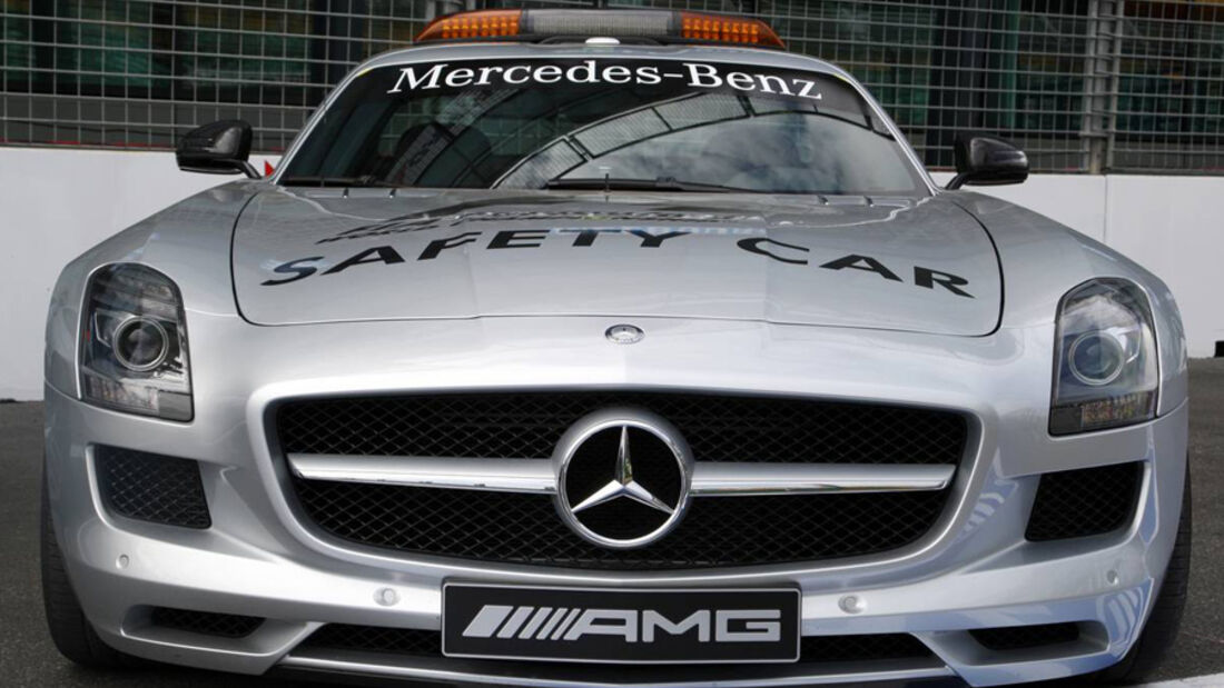 Mercedes SLS - F1 Safety-Car 2010