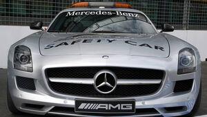 Mercedes SLS - F1 Safety-Car 2010