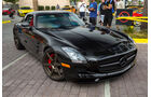 Mercedes SLS GT - 200 mph Supercarshow - Newport Beach - Juli 2016