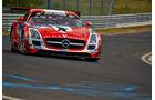 Mercedes SLS GT AMG - Black Falcon Team Reissdorf Alkoholfrei - Impressionen - 24h-Rennen Nürburgring 2014 - #1 - Qualifikation 1