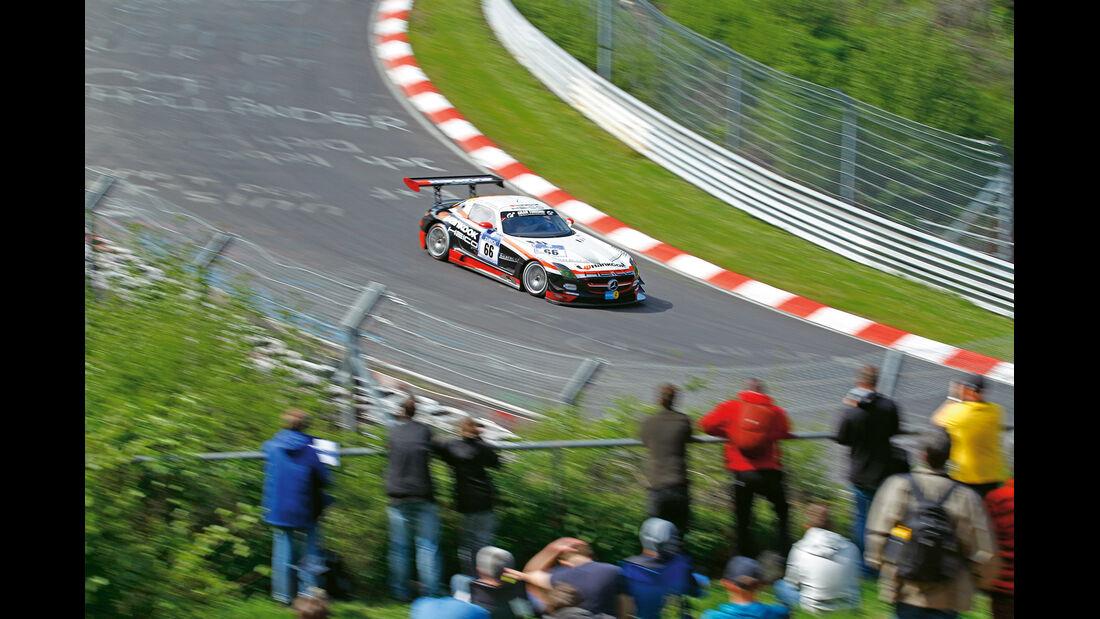 Mercedes SLS, Heico-Team