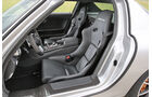 Mercedes SLS, Innenraum, Sitze