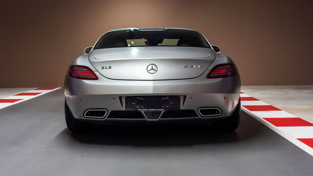 Mercedes SLS - Sebastian Vettel - Verkauf - 2021