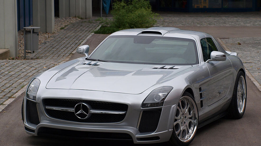 Mercedes SLS von Fab Design