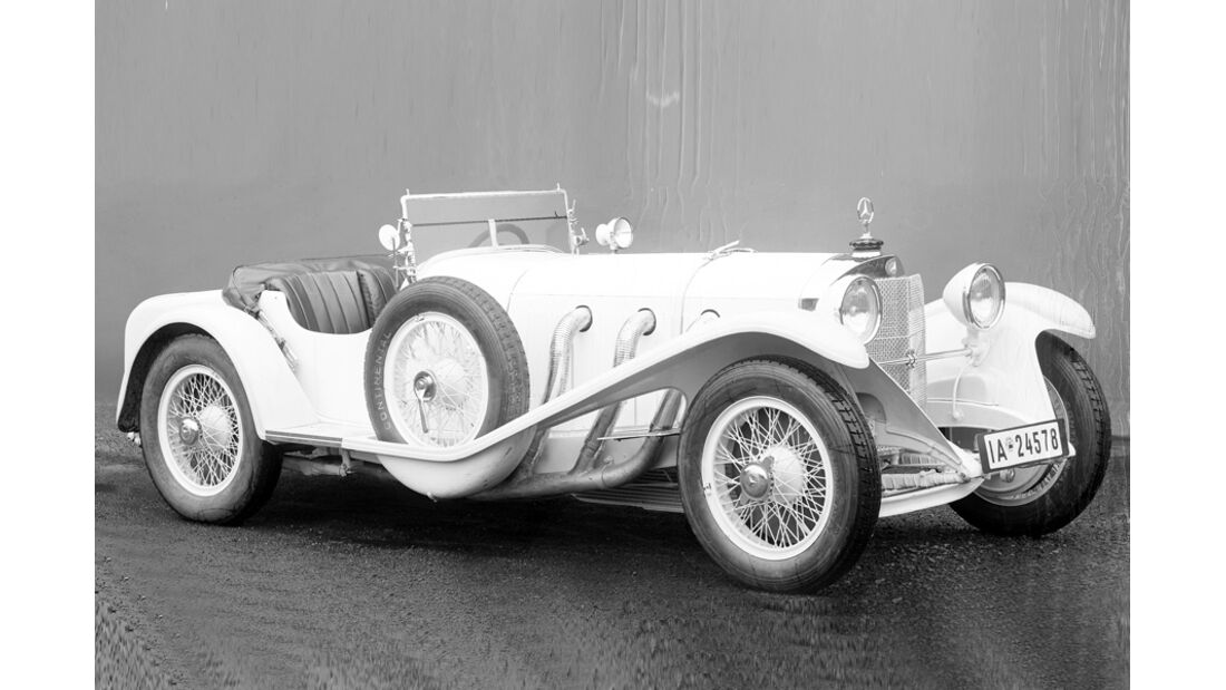 Mercedes SSK,1929
