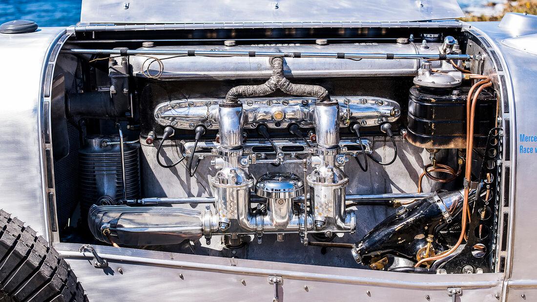 Mercedes SSKL AVUS Stromlinienwagen