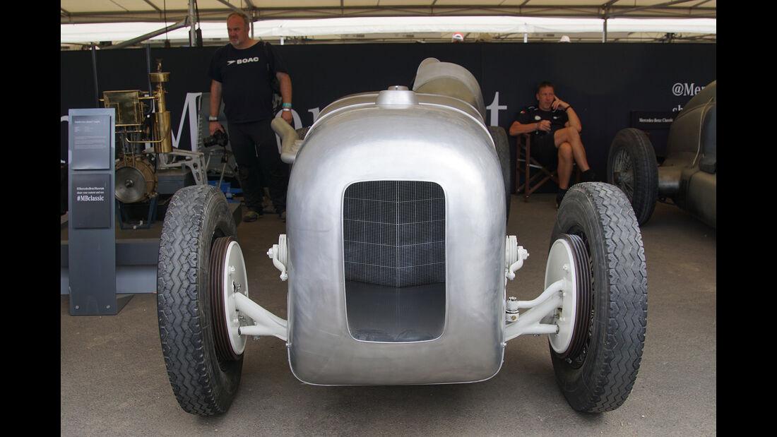 Mercedes SSKL 'Avus' (1903)