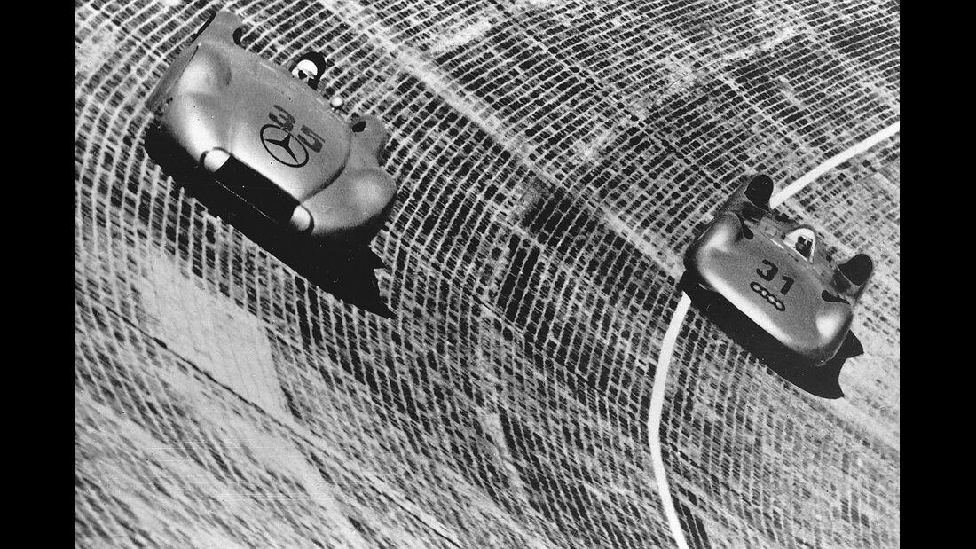Mercedes-Silberpfeile, W125, Steilwand