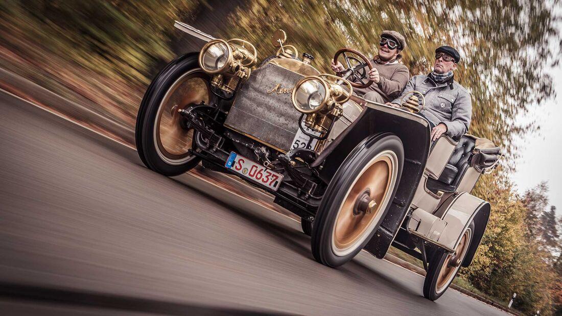 Mercedes Simplex 28/32PS Doppelphaeton (1904)