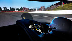 Mercedes Simulator - Brackley - F1