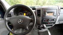 Mercedes Sprinter 316 CDI 4x4 Test