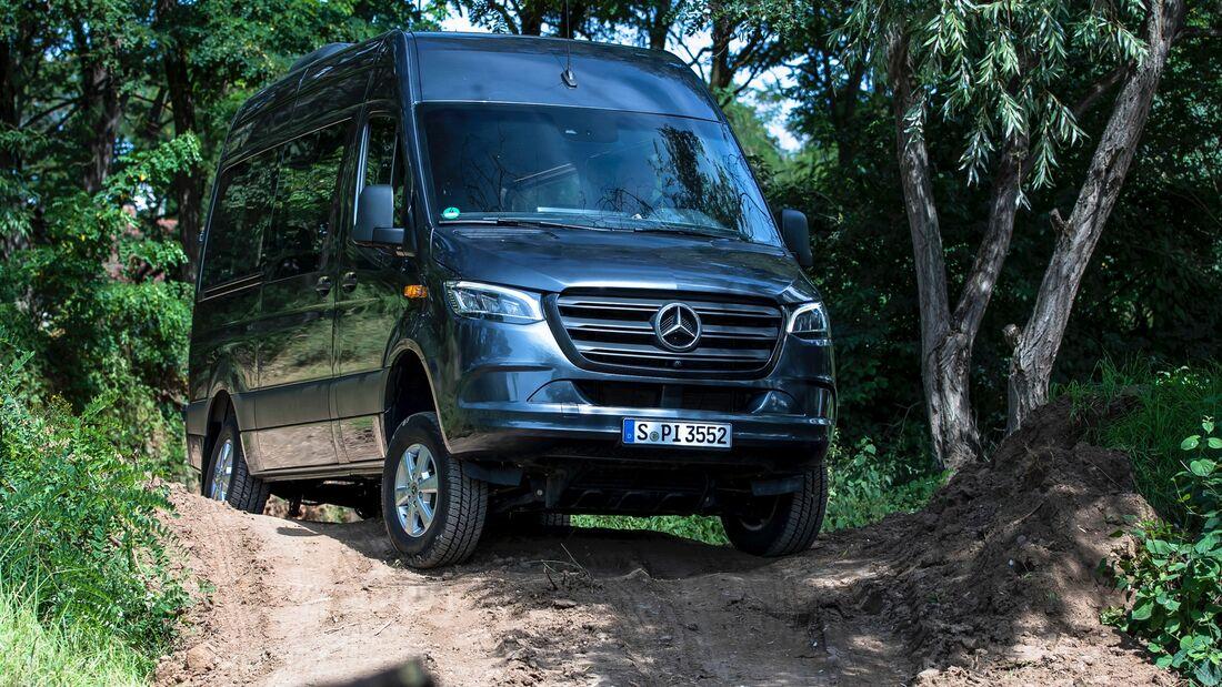 Mercedes Sprinter 4x4 MY 2022