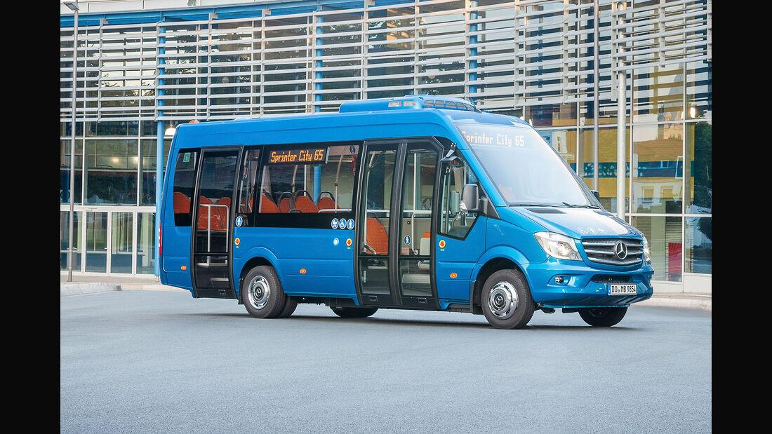 Mercedes Sprinter City Bus